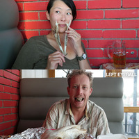 Eat a Mongolian Goat Head