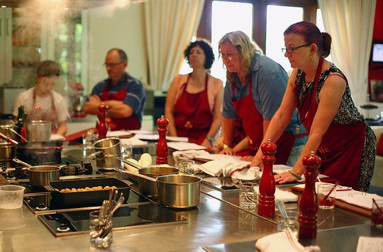 fun fundraising idea Personal baking class