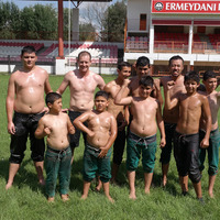 "Turkish Oil Wrestling ""Yagli Gures"""