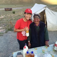Drink Fermented Mare's Milk with Locals