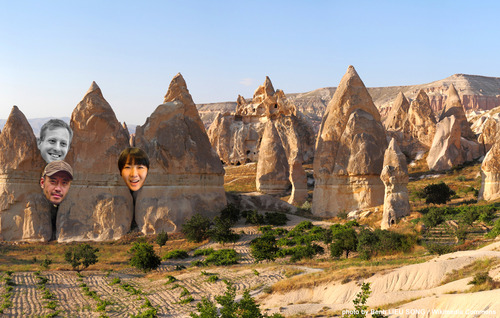 fun fundraising idea Sing You A Song in Cappadocia