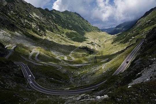 fun fundraising idea TRANSFAGARASAN WHAT?