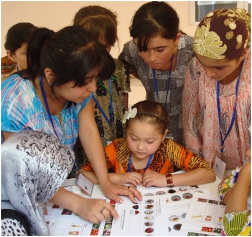 fun fundraising idea Deliver diabetic advice and gifts to type-1 diabetic children in Tajikistan